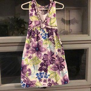 🎈5/$20🎈GEORGE purple floral dress